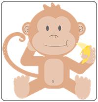 คำศัพท์ภาษาอังกฤษลิง