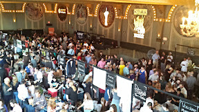 Taste of the Nation Portland 2014 at McMenamins Crystal Hotel & Ballroom