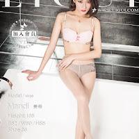 LiGui 2014.11.04 网络丽人 Model 曼蒂 [53P] cover.jpg