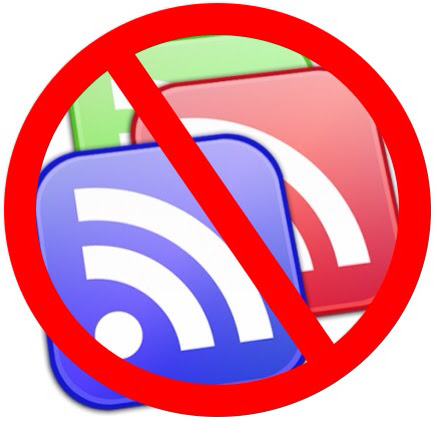 Google Reader no more