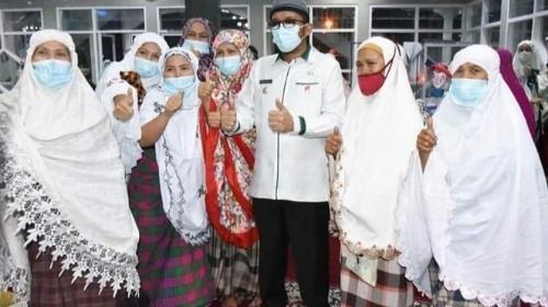Wako Hendri Septa: Disiplin Terapkan Prokes menjadi Kunci Tangani Pandemi