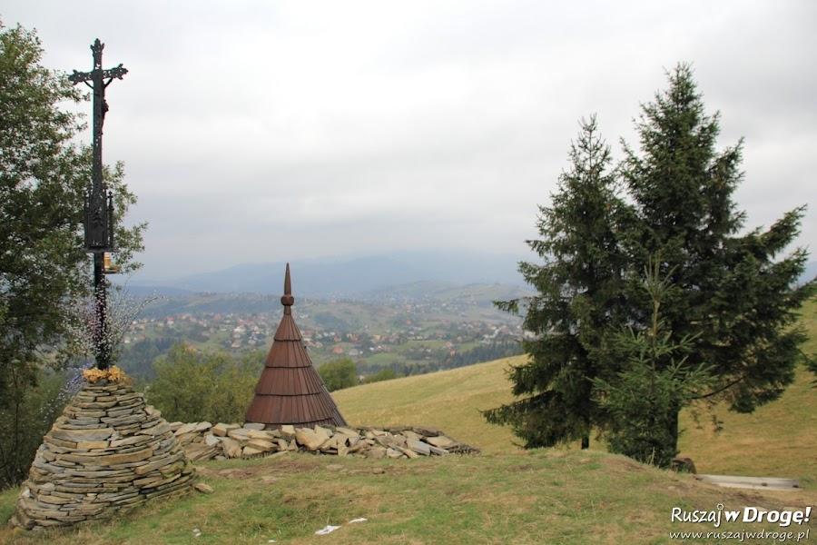 Kapliczka na Górze Ochodzita