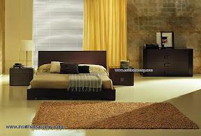 Giường ngủ khách sạn cao cấp