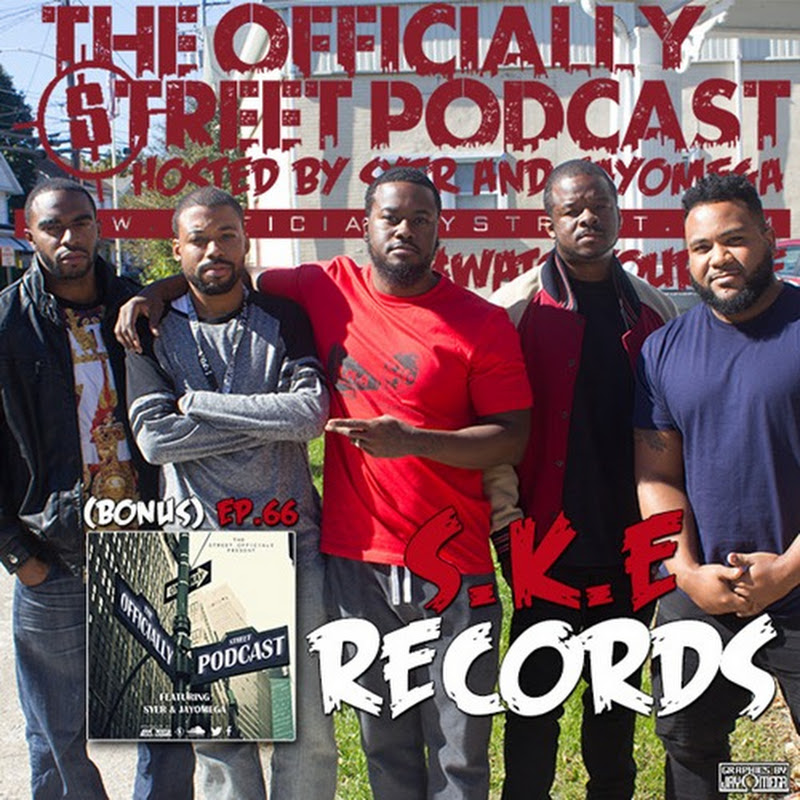 SKE Records on The Officially Street Podcast