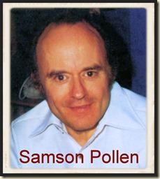 Artist Samson Pollen polaroid photo 2