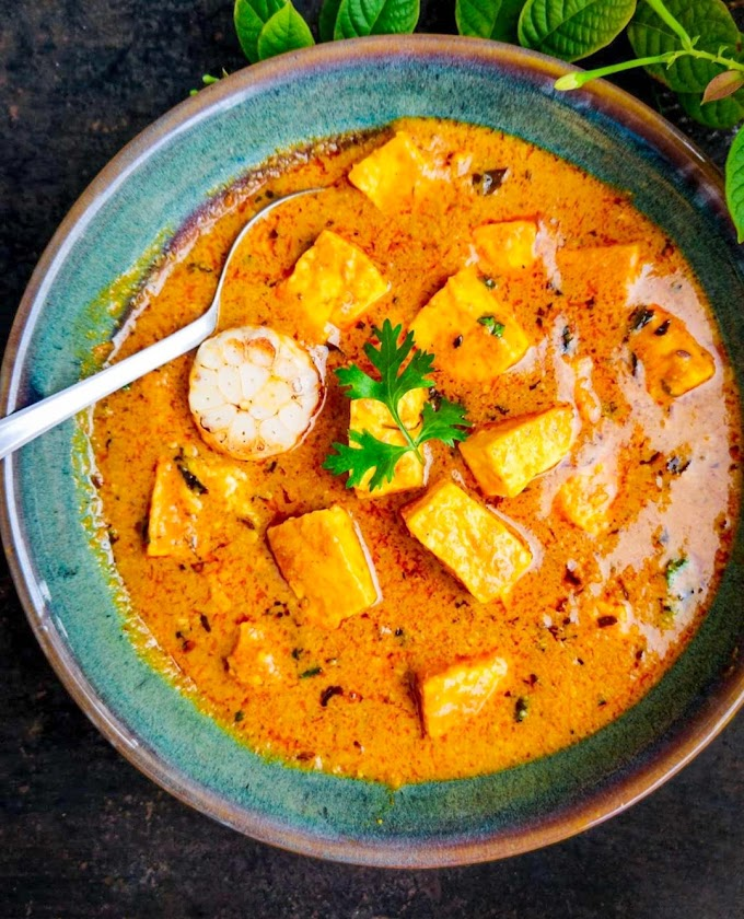 Paneer Butter Masala/ Indian Cottage Cheese Gravy Recipe   Breakfast Care