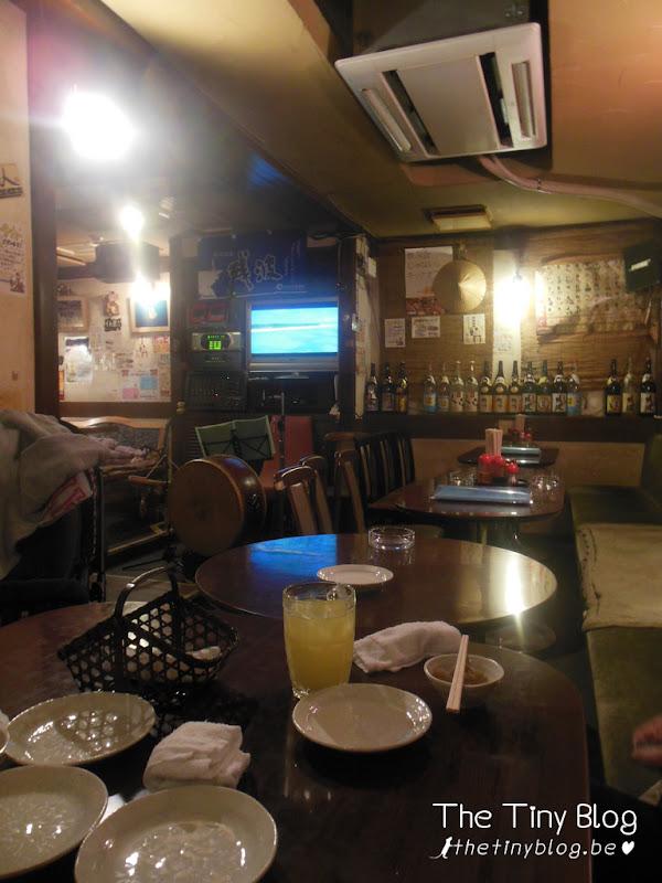Kachashi Okinawa Kitchen Style Restaurant Ikebukuro