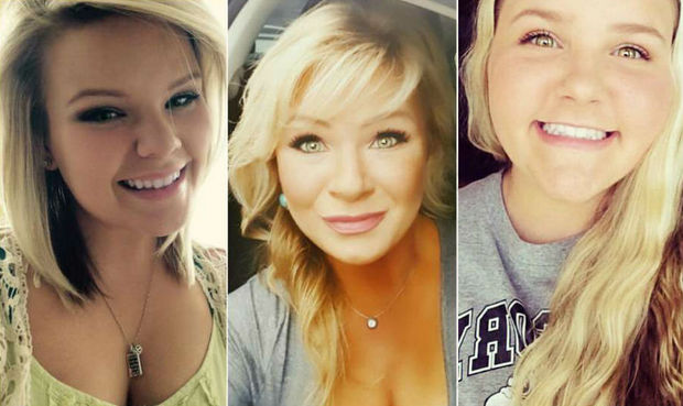 Harrowing 911 call records Texas woman shooting her daughters