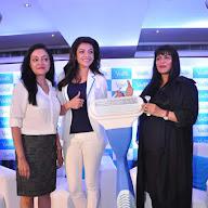 Kajal Agarwal Launches Women Gillete Venus Photos