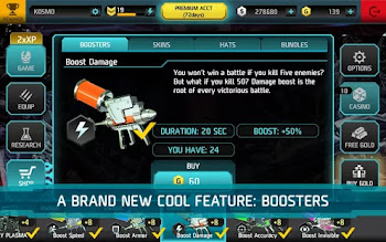 SHADOWGUN DeadZone screenshot 3