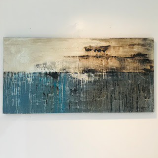 Sky Whitman Signed Painting