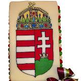 22. kép: Céges torták - Címeres torta