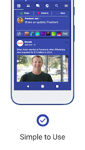 Fella for Facebook 1.6.5 (Patched)