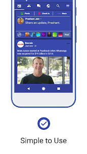 Fella for Facebook v2.1.0 Patched 5