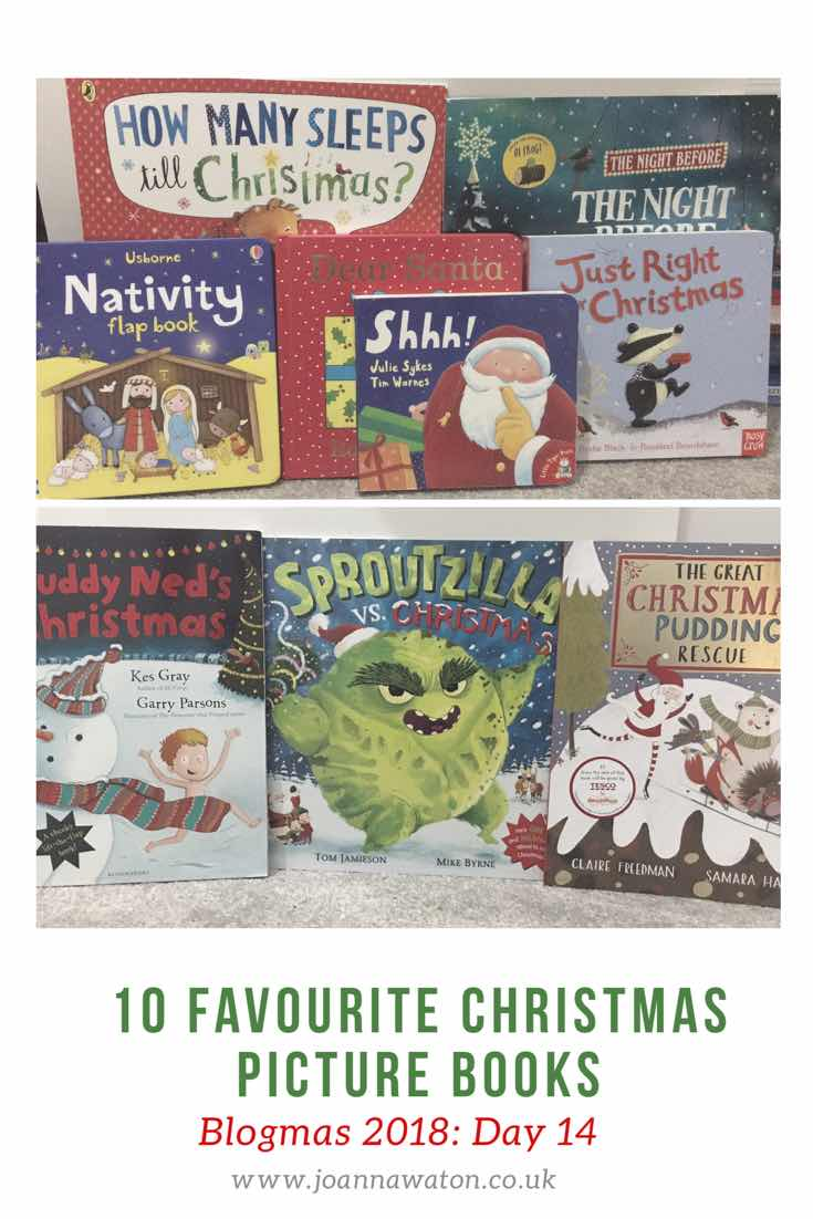 10 favourite Christmas books