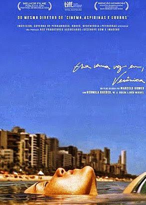 Filme Poster Era Uma Vez Eu, Verônica DVDRip XviD & RMVB Nacional