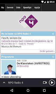 NPO Radio 4 - náhled