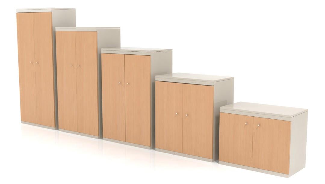 Sigma credenzas modulares muebles de uso rudo for By h mobiliario