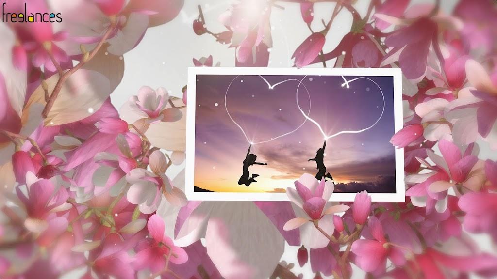 diaporama vidéo mariage magniolias photo 11