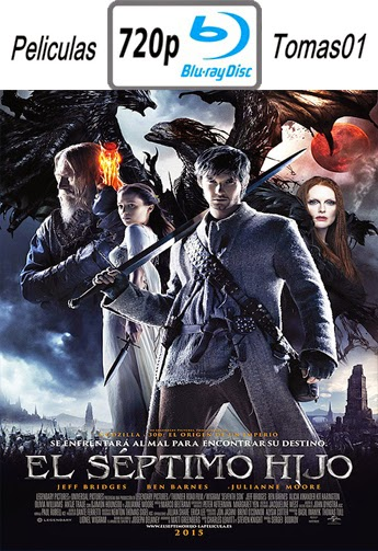 El Séptimo Hijo (Seventh Son) (2015) (BRRip) BDRip m720p