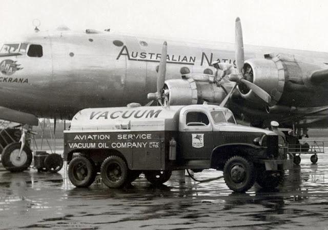 New Zealand Australian Gmc Cckw Photo Blog Cckw 353 Civilian Tanker