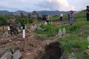 Makam Pasien Covid di Parepare Dibongkar, Polisi : Jelas Ada Pidananya
