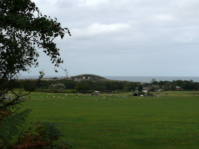 View from foot of Incleborough Hill