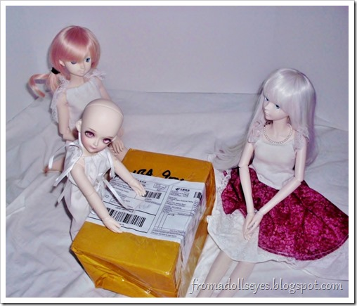 Of Bjd Hair: Reviewing Three Wigs?