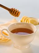 madu dan teh