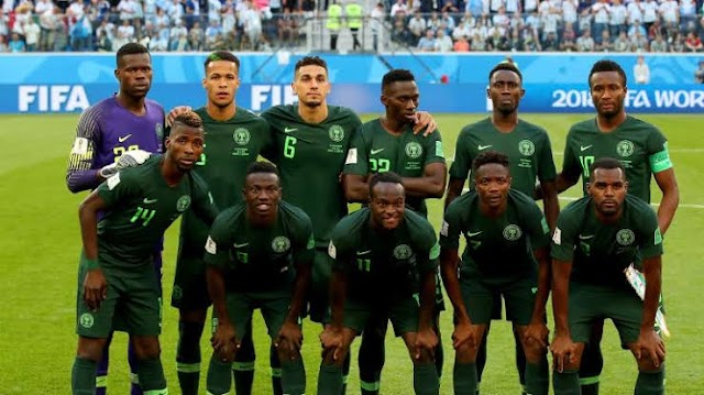 Nigeria Name Six Uncapped Players For Friendlies, See Squad List