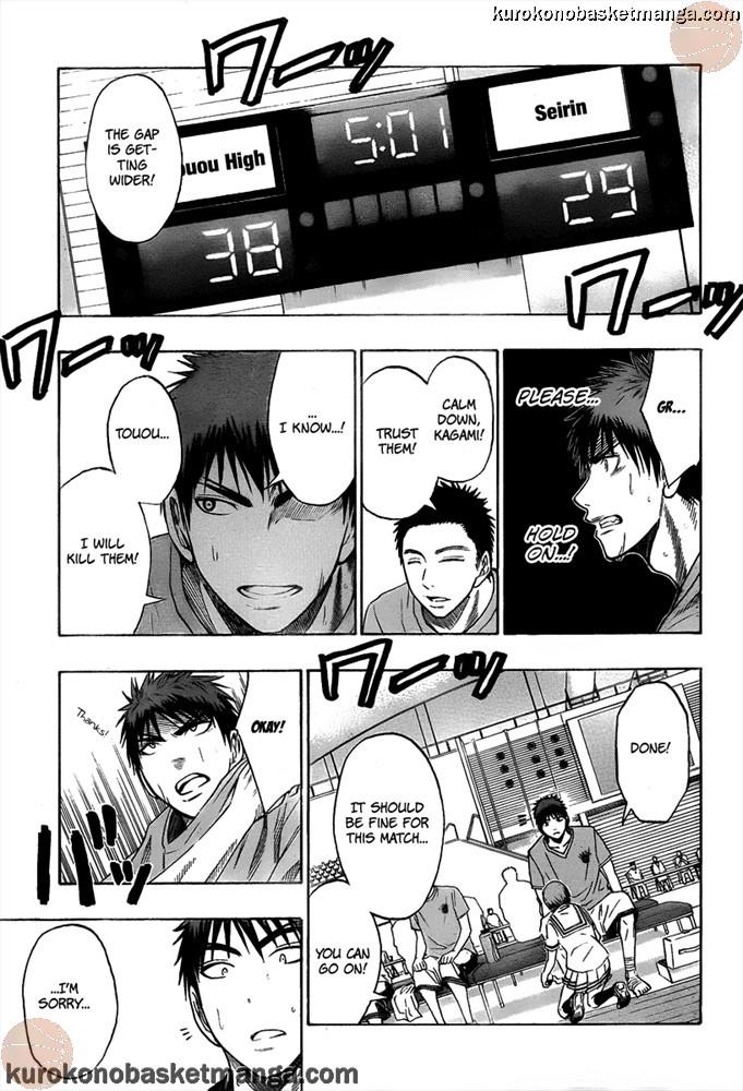 Kuroko no Basket Manga Chapter 45 - Image 15