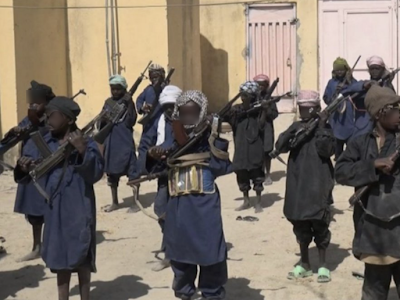 How Boko Haram recruit children in Northern Nigeria