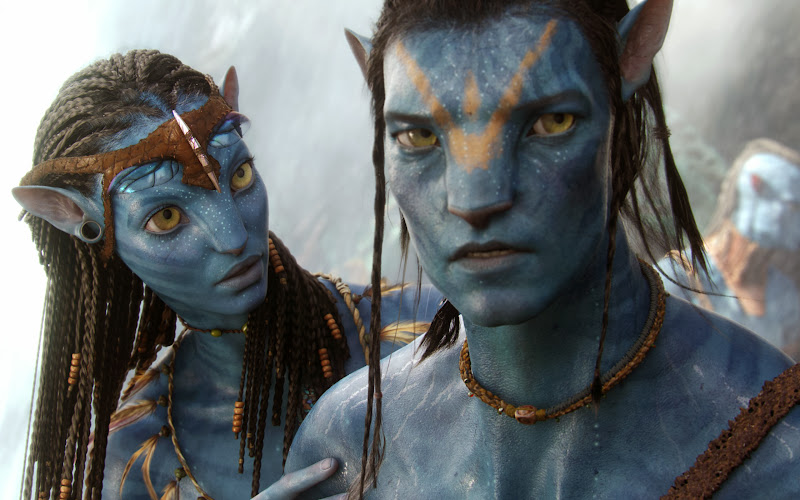 Avatar Zoe Saldana Sam Worthington