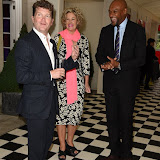 OIC - ENTSIMAGES.COM - HIS EXCELLENCY MR MATTHEW BARZUN, Fiona Hawthorne and COLIN SALMON at the  Official Reception at US Ambassador's Regents Park Residence  for Special Olympics GB's World Games team London  20th July 2015 Photo Mobis Photos/OIC 0203 174 1069