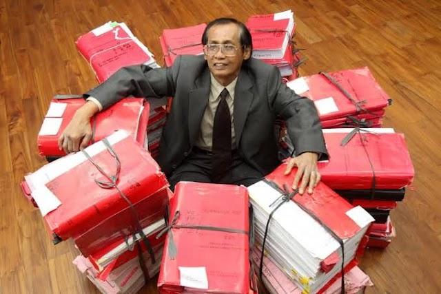 DEWAN PENASEHAT IMO-Indonesia ; Selamat Jalan Artijo Alkostar Tokoh Penegak Hukum Indonesia