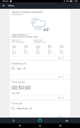 Amazon Alexa app (apk) free download for Android/PC/Windows