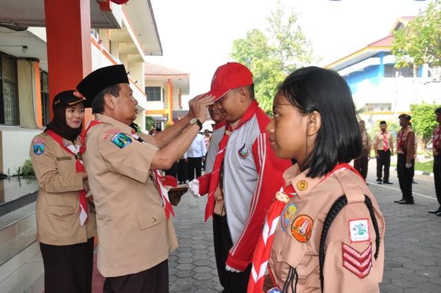 Kota Mojokerto Kirim 32 Peserta Jambore Nasional X