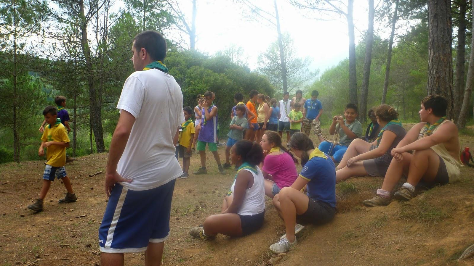 Campaments Estiu Cabanelles 2014 - P1070191.JPG