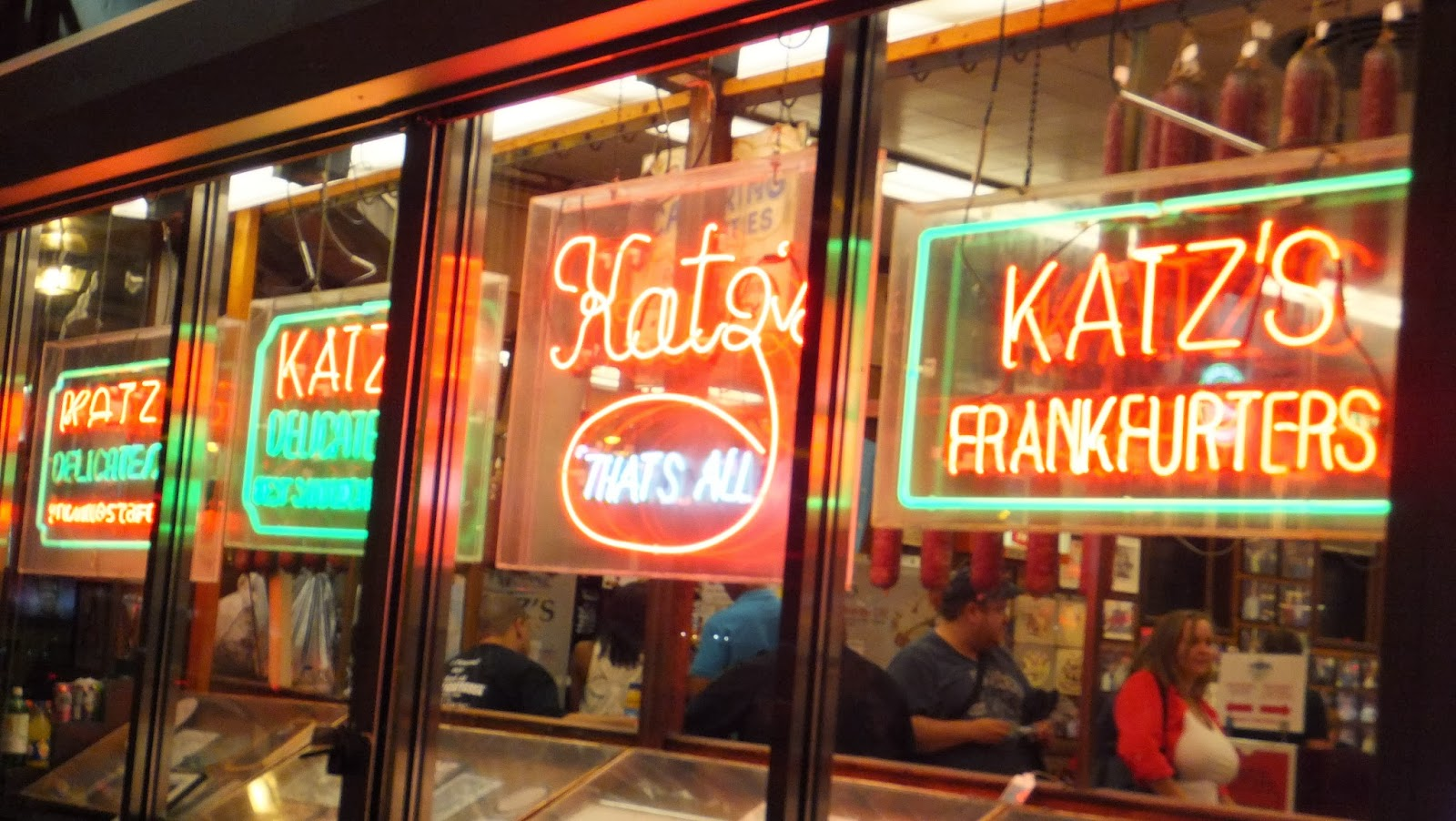 Katz´s Deli New York, Elisa N, Blog de Viajes, Lifestyle, Travel