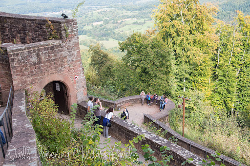 Burg Trifels, Annweiler am Trifels, Germany | World Traveling Military Family