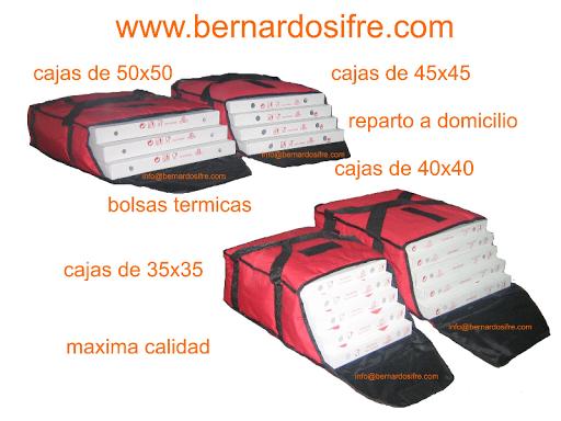 Bolsa térmica BS/BOLSA41  estándar