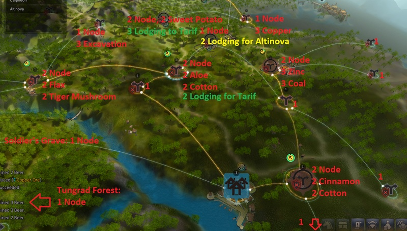 Greedy goblin bdo production node maps tarif please note that despite the nodes look close to altinova the are not gumiabroncs Image collections