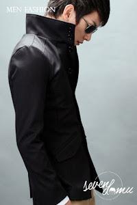 seven domu sk13 blazer hitam