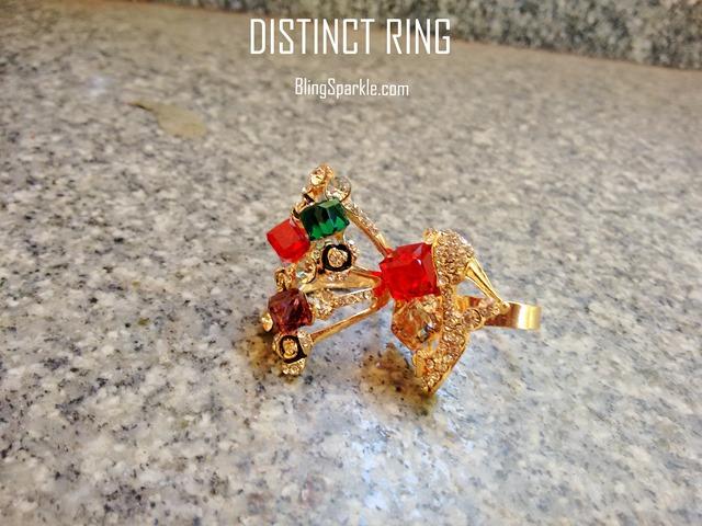 distinct rings wedding trend