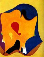Cap d'home, Joan Miró