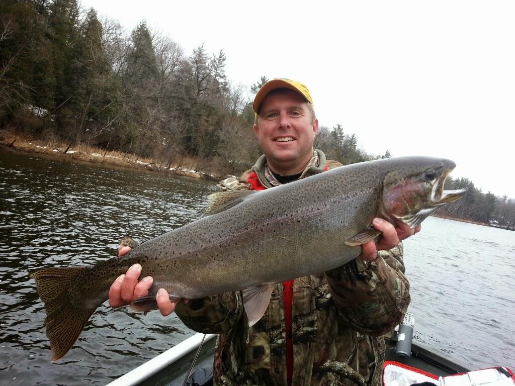 Muskegon River Charter Fishing