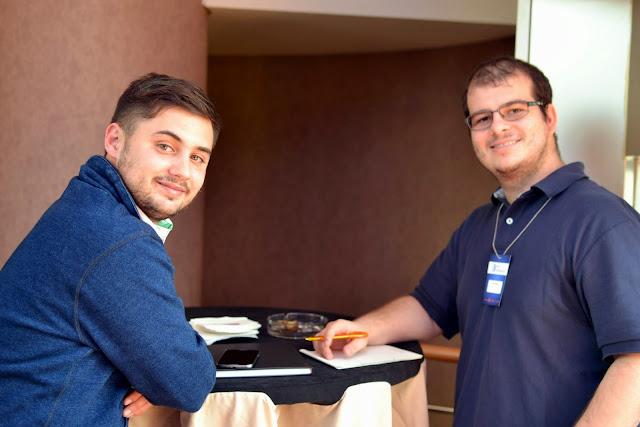 Tech Intelligence Conference, Hotel Howard Johnson 283
