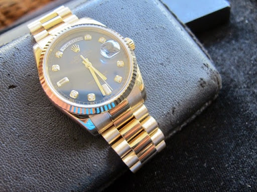 Bán đồng hồ rolex day date – model 118238 – seri z – 18k gold – size 36mm – automatic 3155