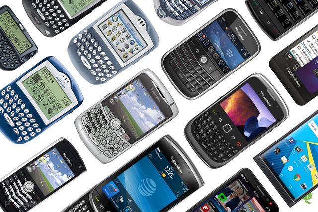 И вы знаете много легендарных смартфонов BlackBerry