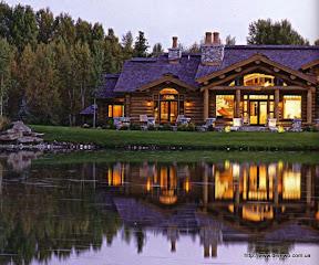 Интерьеры деревянных домов - 0048.jpg